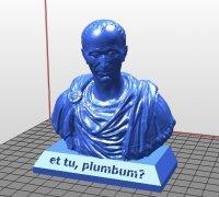 Julius Caesar Pencil Holder Models