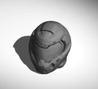Doom Helmet 3d Models To Print Yeggi