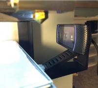 Logitech C910 3d Models To Print Yeggi