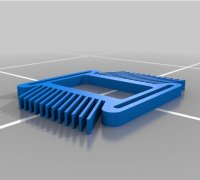 Quot Table Saw Fence Quot 3d Models To Print Yeggi