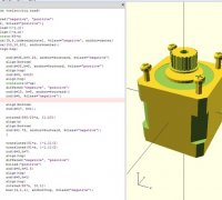 openscad library