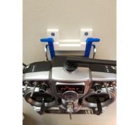 3D Printed Mount 4X Frsky Taranis Speaker Upgrade