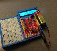 16x2 lcd case arduino