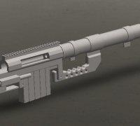 m200 sniper rifle