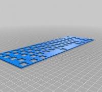 keyboard plate