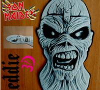 Download Iron Maiden Eddie Fanart JPG