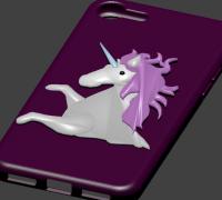 stl coque iphone 7 licorne �
