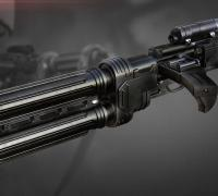 Fusil Blaster 3d Models To Print Yeggi