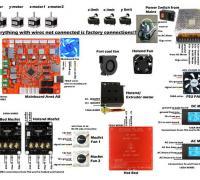photograph regarding Anet A8 Printable Upgrades known as anet a8 improve\