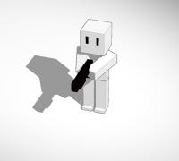Pixel Gun 3d Models To Print Yeggi Page 29