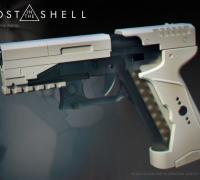 Ghost In The Shell 3d Models To Print Yeggi