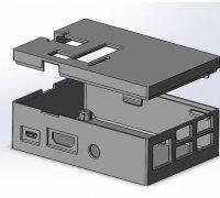 led matrix case