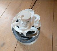 ikea tupplur motor adapter 3D Models
