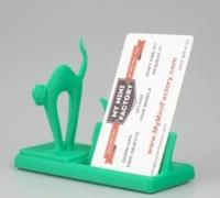Cats business card holder 3d models to print yeggi download free reheart Images
