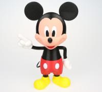 Mickey 3d Models To Print Yeggi