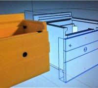 Geocaching Placard 3D Printed.