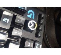 overwatch keycap