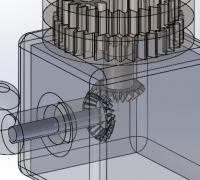 planetary gear solidworks