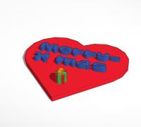 Weinachts Geschenke 3d Models To Print Yeggi