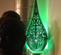 Chevet Lampe De Stl Fichier Loup N8wm0vn