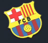 barcelona logo 3d models to print yeggi barcelona logo 3d models to print yeggi