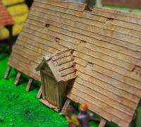 Viking Longhouse 3d Models To Print Yeggi