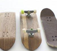 fingerboard molds