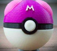 3D Printed Master Ball Gift Box