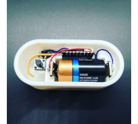 esp8266 battery case