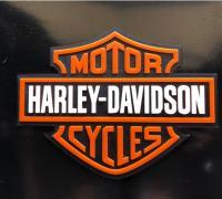 picture about Printable Harley Davidson Logo named harley davidson symbol\