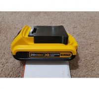 dewalt battery case