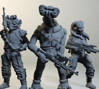 star wars miniatures 28mm