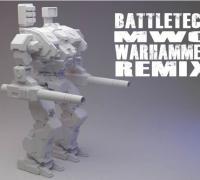 mwo warhammer