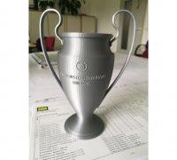 uefa champions league trophy 3d models to print yeggi uefa champions league trophy 3d models