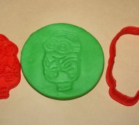 Bob/'s Burgers Cookie Cutter Linda Belcher 3D Printed