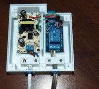 humidity sensor case