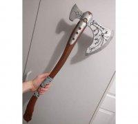 god of war leviathan axe
