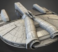 3d spaceship models for sale