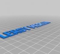 Leroy Merlin 3d Models To Print Yeggi