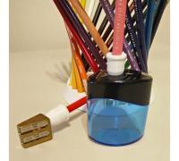 robot pencil sharpener