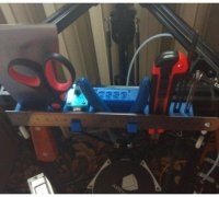 anycubic kossel cura settings