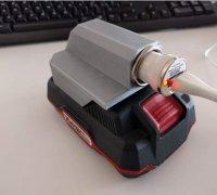 parkside battery adapter