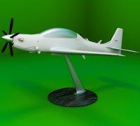 aircraft stl file
