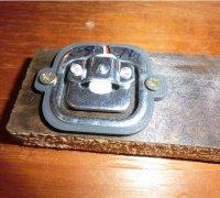 load cell bracket