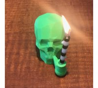 Quot Birthday Candle Quot 3d Models To Print Yeggi