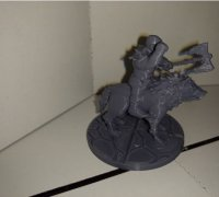 Dungeons And Dragons Worg 3d Models To Print Yeggi