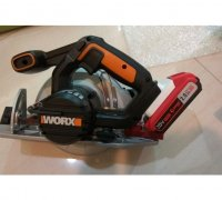 worx battery adapter