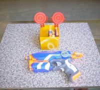 photograph relating to Nerf Targets Printable named nerf aim\