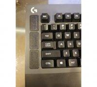 logitech keyboard key