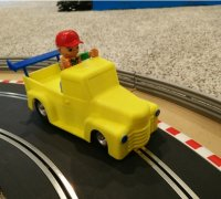 Slot Car 3d Models To Print Yeggi